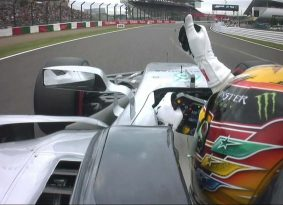 F1: לראשונה בקריירה, המילטון יזנק מחר ראשון ביפן