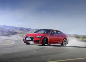 Audi RS5 החדשה בישראל