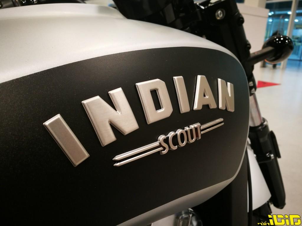 אינדיאן סקאוט גם ברישיון A1