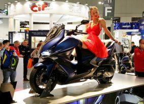 EICMA: קימקו אקסייטינג 400 S חדש