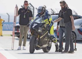 מתקרב עידן אופנועי הדממה במוטו GP