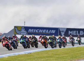 מוטו GP עונת 2018 – תאריכים ורוכבים