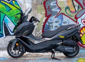 מוטו בוחן | סאן-יאנג CRUiSYM 300 – קטנועי המנהל החדשים