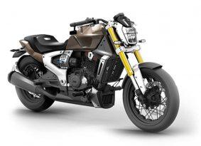 אופנוע היברידי סדרתי ראשון – יגיע מהודו