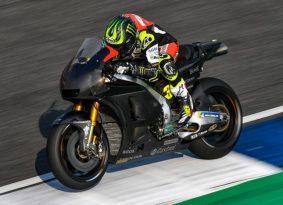 מוטו GP: קראצ'לו המהיר ביום המבחנים הראשון בתאילנד