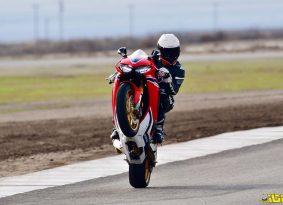 רוכב ה-Moto2 ג'ו רוברטס מגיע לראשונה לישראל