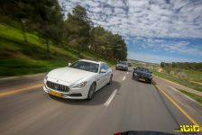 maserati press driving event
