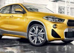 BMW X2 בישראל ולפני כולם