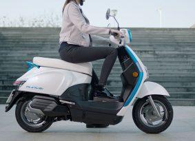 קימקו חושפת iONEX טכנולוגיית קטנוע חשמלי שיתופי