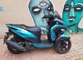 מכירות קטנועים ואופנועים חדשים בישראל; רבעון ראשון 2018