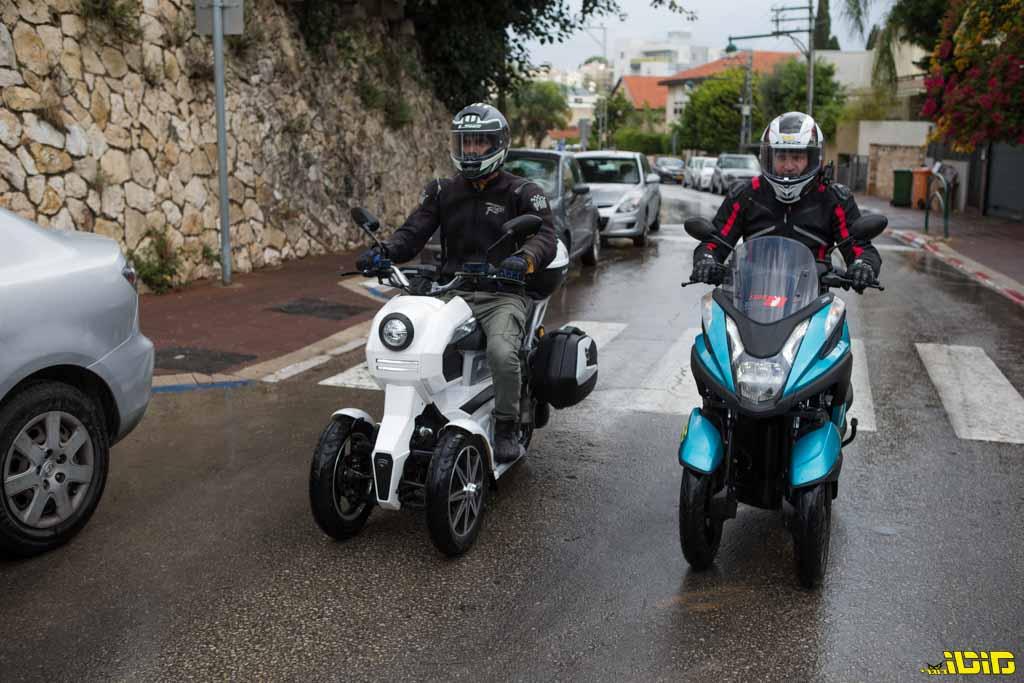 """מחירי הביטוח: ביום שני יגיע להצבעה במליאת הכנסת """"חוק האופנועים"""""""