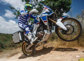מוטו בוחן   הונדה אפריקה טווין אדוונצ'ר ספורטס – מהר יותר, גבוה יותר, חזק יותר
