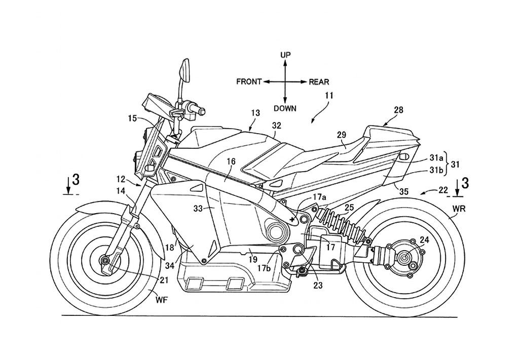 הונדה: 40,000 אופנועים חשמליים מימניים בשוק היפני בתוך שנתיים