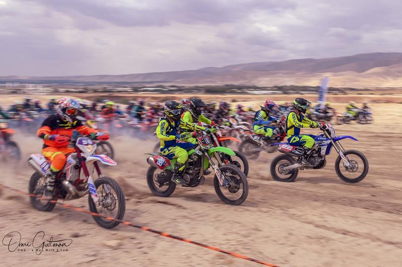 סיכום אליפות ישראל באנדורו – סבב 3 בפצאל