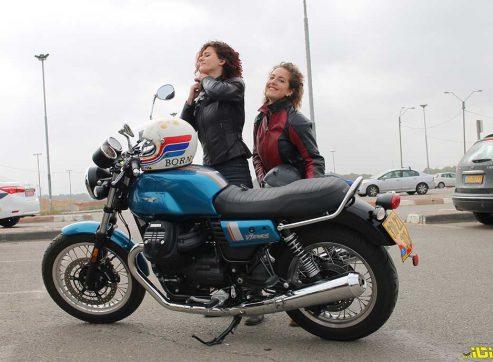 יום הרוכבת הבינלאומי ישראל 2018