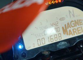 האלקטרוניקה של הסופרבייק העולמי נחשפת באדיבות הונדה