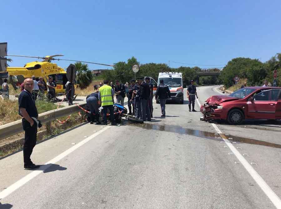 תאונה בג'ירו ד'איטליה – אופנוען פצוע קשה