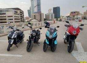 השוק הדו-גלגלי בישראל ממשיך לצמוח