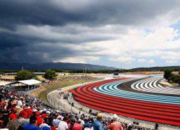 F1 צרפת גריד: מרצדס בשורה הראשונה