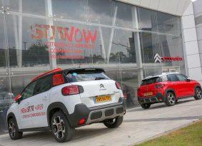 סיטרואן משיקה את רכב הפנאי הקומפקטי C3 Aircross החדש