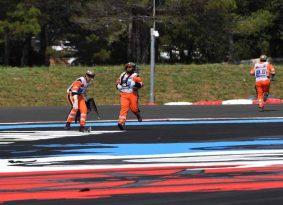 F1 צרפת מירוץ: המילטון מטייל לו