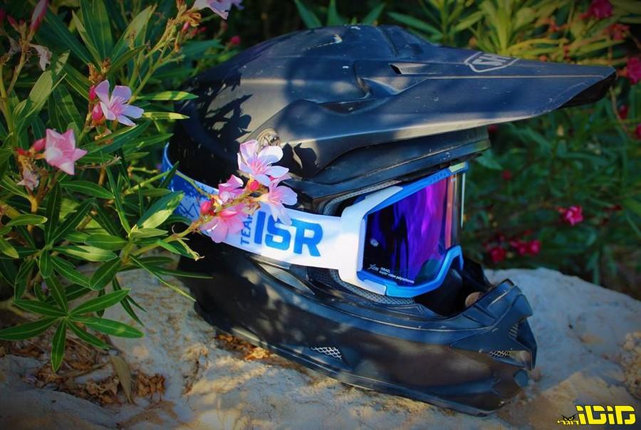 מוטו טסט | משקפי אבק X-ON Sports אינדורו Team ISR