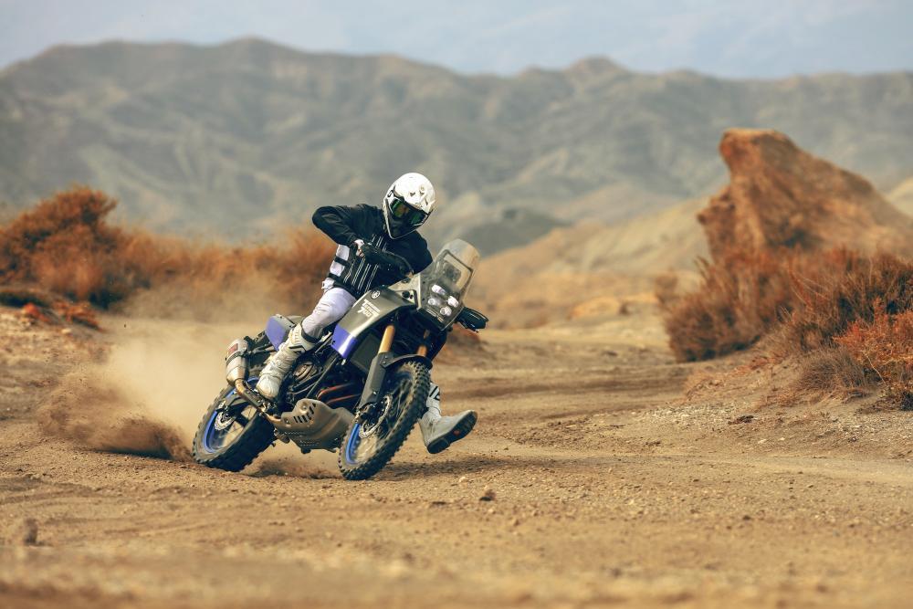 ימאהה טנרה 700 במדבר מרוקו – עם פטרהאנסל