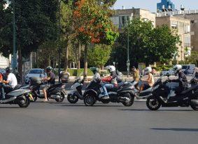 מי האופנועים הנמכרים בישראל בחציון הראשון של 2018?