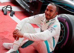 F1 גרמניה: מרצדס מסיימים 1,2 לראשונה והמילטון חוזר להוביל