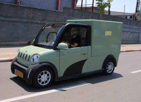 מוטו בוחן | CITY CARGO רכב משא חשמלי עירוני