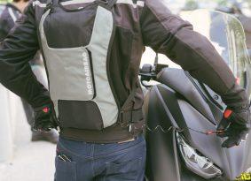 מוטו טסט |MotoAirBag vZero – מה אתה מתנפח?