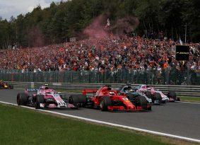 F1 בלגיה: פרארי עם וטל, חזרו הכי מהירים מהחופשה