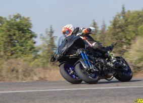 מוטו בוחן | ימאהה ניקן 900 – מעשה בשלושה גלגלים