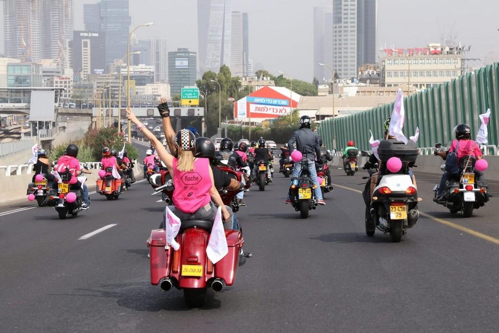 גמאני והארלי דוידסון הרעידו את תל אביב