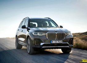 "SUV לכל מנכ""ל  – BMW X7"