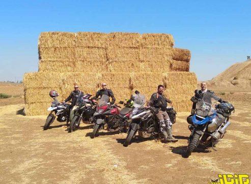 מוטו מסקר: מפגש ה-Adventure Riders הראשון
