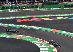 F1 מקסיקו, גריד: כולם רבים וריקארדו לוקח