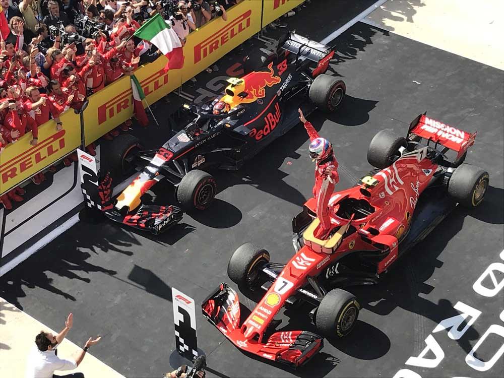 "F1 ארה""ב: זה לקח לרייקונן 113 מרוצים לחזור ולנצח"