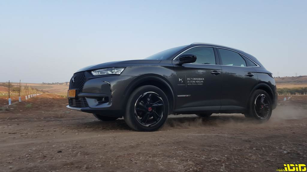 DS7 Crossback – היהלום שבכתר