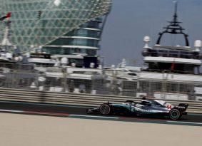 F1 אבו דאבי גריד: שוב המילטון ושוב מרצדס
