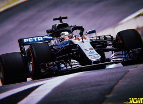 F1 ברזיל גריד: פול פוזישן בפעם ה-100