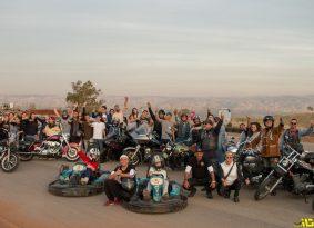 רוכבי שמשון ואחוות העמים – פרוייקט אחים לחיים