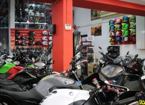 מדור פרסומי: ע.ע. אופנועים – שם את באקה אל גרביה על המפה