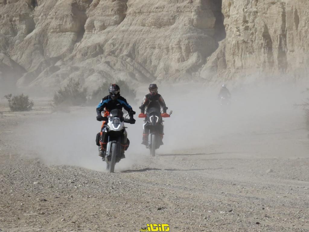 טוטאל אדוונצ'ר – טיול מועדון אדוונצ'ר KTM