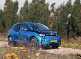 חושמלנו!/ BMW i3 במבחן דרכים