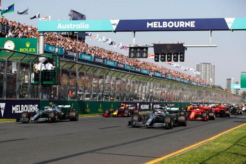 F1 אוסטרליה, שוב מרצדס אך הפעם עם בוטס
