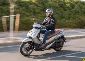 מוטו בוחן | סאן יאנג HD300 – גלגלים גדולים לכל פועל