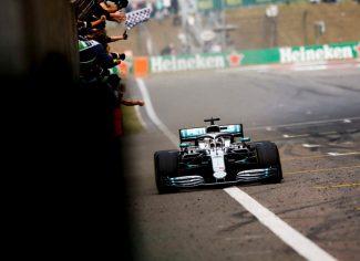 F1 סין: מרצדס שוב מנצחים