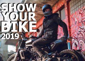 כבר הפך למסורת: אירוע Show Your Bike ה-5