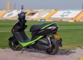 מכירות אופנועים וקטנועים ינואר-מאי 2020